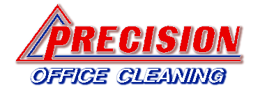 Precision Office Cleaning Logo